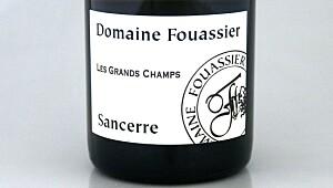 Domaine Fouassier Sancerre les Grands Champs 2011