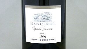 Bourgeois Sancerre Grand Réserve 2011
