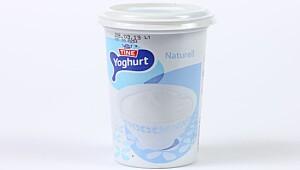 Tine Yoghurt Naturell