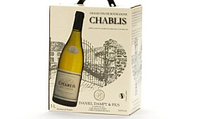 Daniel Dampt Chablis Village