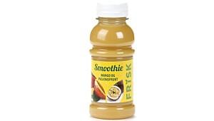 Smoothie mango og pasjonsfrukt