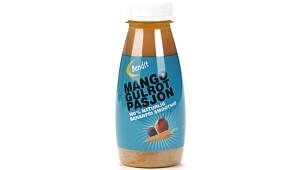 Mango, gulrot, pasjon