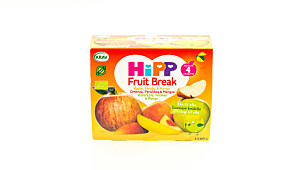Fruit Break (eple, fersken og mango)