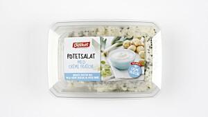 Delikat Potetsalat med Crème Fraîche
