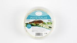 Matmestern Potetsalat
