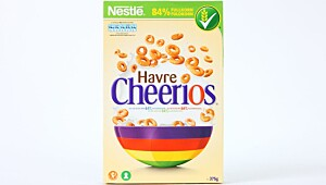 Nestlé Havre Cheerios