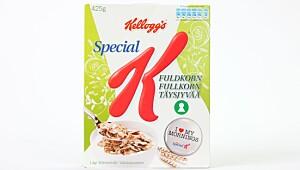 Kellogg's Special K Fullkorn