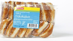 First Price fiskekake