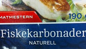 Matmesteren fiskekarbonade naturell