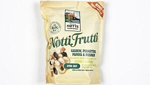 Den lille nøttefabrikken Nøtti Frutti