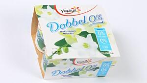 Yoplait Dobbel 0% Vanilje