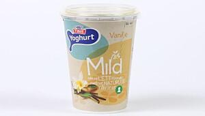 Mild Lettyoghurt Vanilje