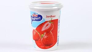 Tine Yoghurt Jordbær