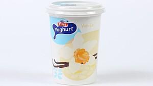 Tine Yoghurt Vanilje