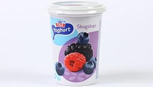 Tine Yoghurt Skogsbær