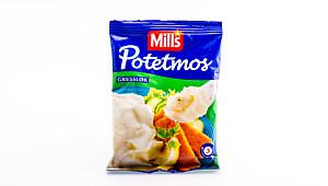 Mills potetmos gressløk
