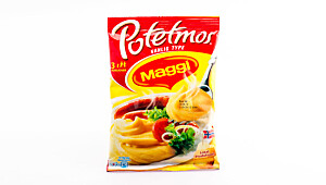 Maggi potetmos – vanlig type