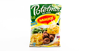 Maggi potetmos med purre
