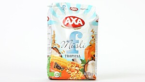 AXA f müsli Tropical