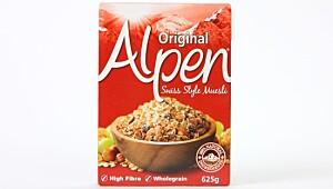 Alpen Original Swiss Style Muesli