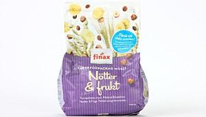 Finax Nötter & Frukt