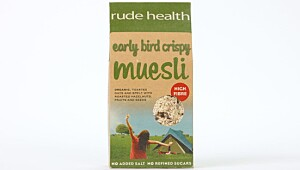 Rude Health Early Bird Crispy Muesli