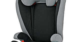 Test av Britax Kid Plus Sict
