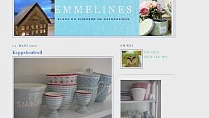 Emmelines blogg