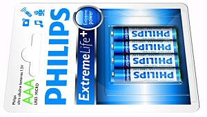 Philips extremlife+