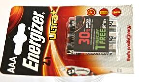 Energizer Ultra +