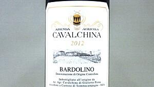 Cavalchina Bardolino 2012