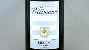 Wittmann Riesling Trocken 2012