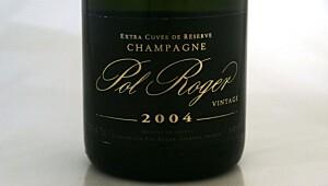 Pol Roger Vintage Brut 2004
