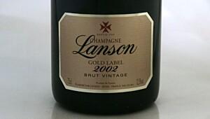 Lanson Gold Label Brut Vintage 2002