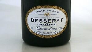 Besserat de Bellefon Cuvée des Moines Brut 2002