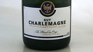 Charlemagne Blanc de Blancs Réserve Brut