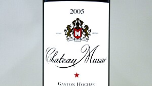 Ch. Musar 2005