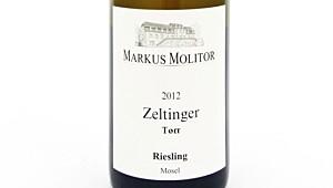 Molitor Zeltinger Riesling Trocken 2012