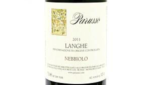Parusso Langhe Nebbiolo 2011