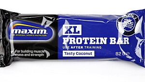 Maxim XL Protein Bar