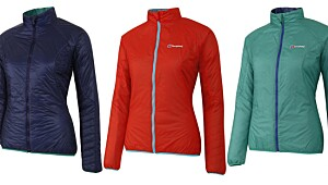 Berghaus W Vapour Light Hypertherm