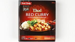 Fersk & Ferdig Thai red curry