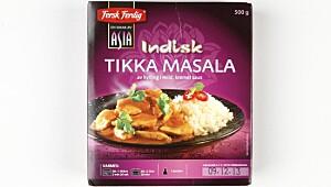 Fersk & Ferdig Indisk tikka masala