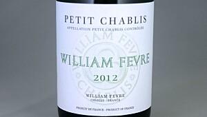 Fèvre Petit Chablis 2012