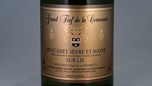 Grand Fief de la Cormeraie Muscadet Sèvre et Maine sur Lie 2011
