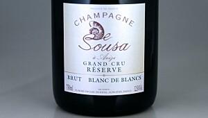 De Sousa Brut Réserve Grand Cru