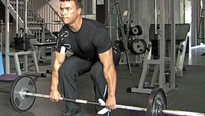 Slik bygger du muskler