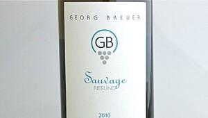 Breuer Riesling Sauvage 2010