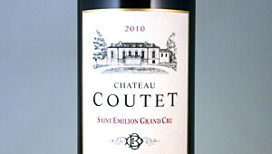 Ch. Coutet 2010