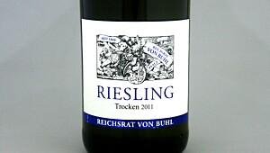 Reichsrat von Buhl Riesling Trocken 2011